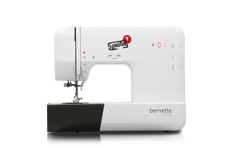 Швейные машины Bernina London 7  Электронная швейная машина Bernette London 7 - для взыскательных покупателей. Каждая из пяти моделей bernette имеет много преимуществ: солидная конструкция, великолепные функции и достойный внимания внешний дизайн. Скромны ИП Евдокимов И.А.