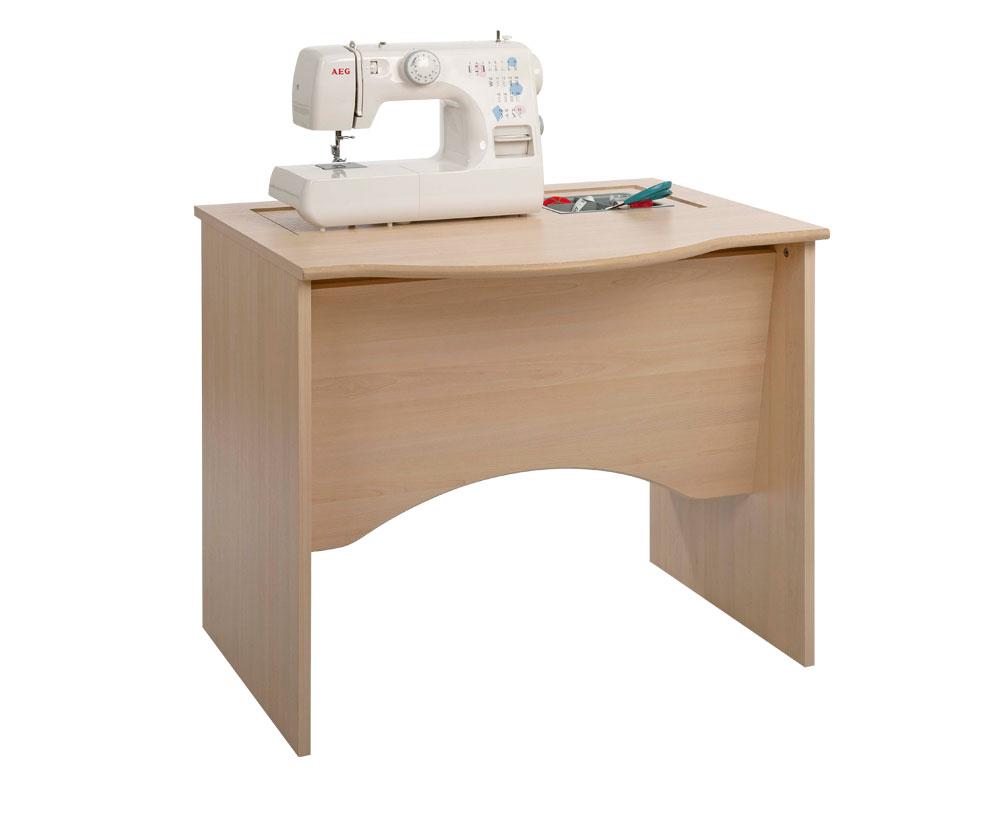 Столы Adjustoform Sew Easy  Компактный стол для швейной машины сможет создать у вас в доме небольшое удобное рабочее место. С помощью механического лифта вы сможете легко поднять швейную машину на рабочую плосткость и также легко убрать её по окончании ра ИП Евдокимов И.А.