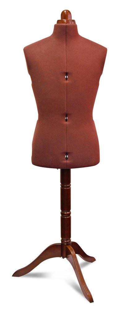Манекены Adjustoform Gentleman's Valet  Gentleman's Valet- раздвижной, портновский, манекен для мужской фигуры. Размеры: 50-54. Благодаря раздвижному механизму портновские манекены для шитья соответствуют объёмам нестандартных фигур и позволяют с вы ИП Евдокимов И.А.