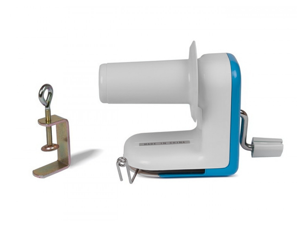 Вязальные машины Silver Reed SHW 3  Моталка SHW 3 для перематывания пряжи - необходимое дополнение к любой вязальной машине. Если вы используете пряжу в клубках или мотках для ручного вязания, её следует перемотать с помощью этого приспособления. В против ИП Евдокимов И.А.