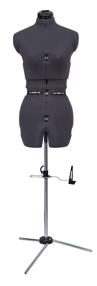 Манекены Adjustoform My Double A Leg Form (S)  Манекен раздвижной портновский женский My Double A Leg Form «S» - размер 42-52. Благодаря раздвижному механизму портновские манекены для шитья соответствуют объёмам нестандартных фигур и позволяют с высокой т ИП Евдокимов И.А.