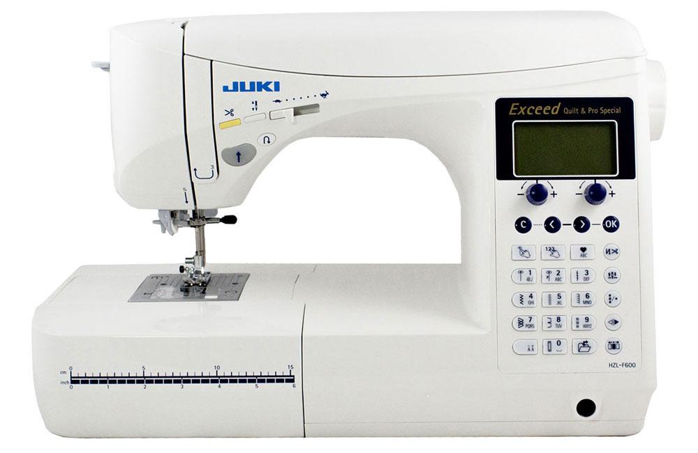 Швейные машины Juki HZL-F600  Швейная машина Juki HZL-F600предназначена для использования в домашних условиях, особенно для выполнения декоративных и квилтинговых работ. Профессионалы и любители оценят легкость работы на данной модели. С помощью фун ИП Евдокимов И.А.